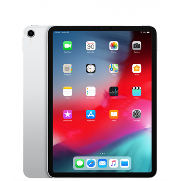 Apple 11-inch iPad Pro Wi-Fi 1TB - Silver (2018)