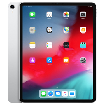 Apple 12.9-inch iPad Pro Cellular 256GB - Silver (2018)