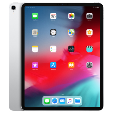 "Apple 12.9"" iPad Pro Wi-Fi 256GB - Silver (2018)"