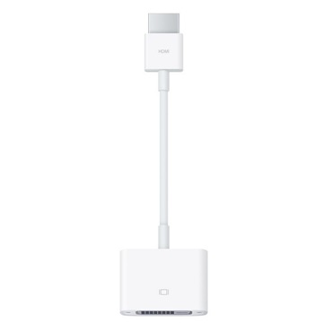 Apple HDMI-DVI adapter