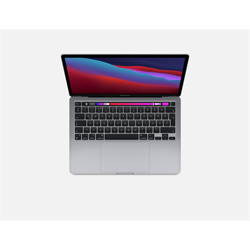 "Apple Macbook Pro 13.3"" M1 8C CPU/8C GPU/8GB/256GB - Space grey - HUN KB (2020)"