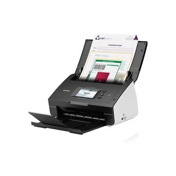 BROTHER Document Scanner ADS-2600We (A4 document scanner)
