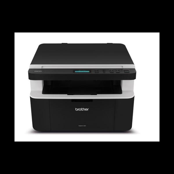 BROTHER Lézer MFP NY/M/S DCP-1512E, A4, mono, 20 lap/perc, USB, manuál duplex, 2400x600dpi, 16MB