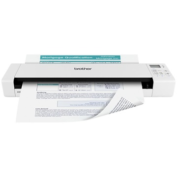 BROTHER Mobilscanner DS920DWZ1 (A4 mobile scanner with duplex & Wi-Fi)