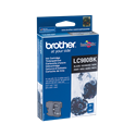 BROTHER Tintapatron LC980BK, 300 oldal, Fekete