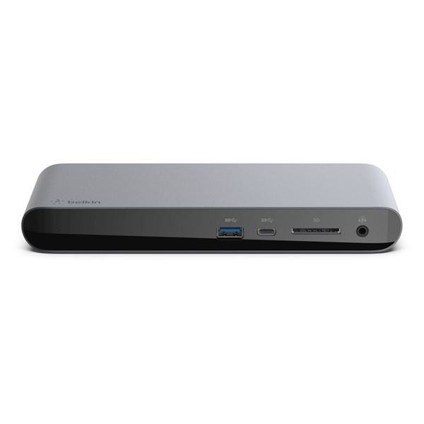 Belkin Thunderbolt 3 Dock Pro, HD 40Gbps (with 1m TB3 cable)