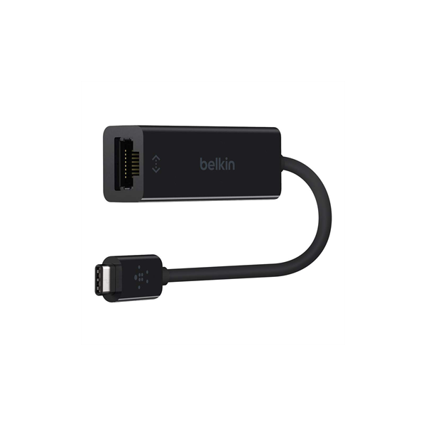 Belkin USB-C to Gigabit Ethernet Adapter
