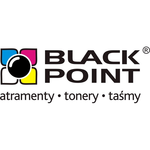 Black Point patron BPBLC1240XLBK (LC1240BK, fekete) 600/oldal