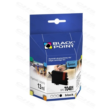 Black Point patron BPET1282 (Epson C13T12824010 )