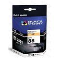 Black Point patron BPH932XLBK (HP CN053AE), fekete
