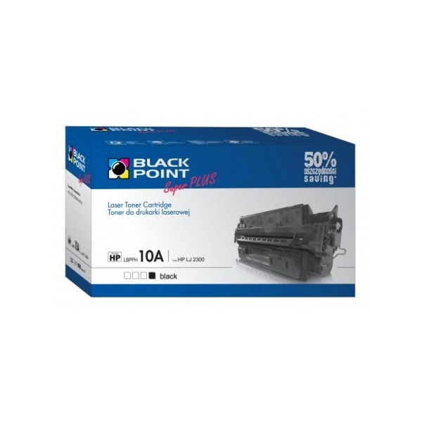 Black Point toner LBPPH10A (Q2610A) 9000/oldal