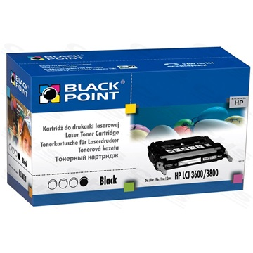 Black Point toner LCBPH310A (HP CE310A), fekete