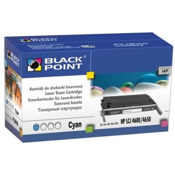 Black Point toner LCBPH4600C (C9721A, kék) 8000/oldal