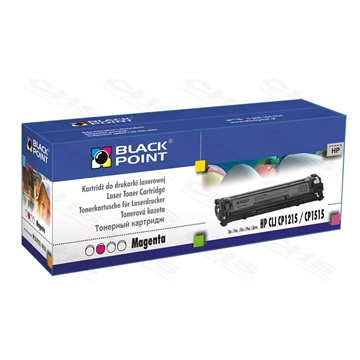 Black Point toner LCBPHCP1215M (HP CB543A), piros