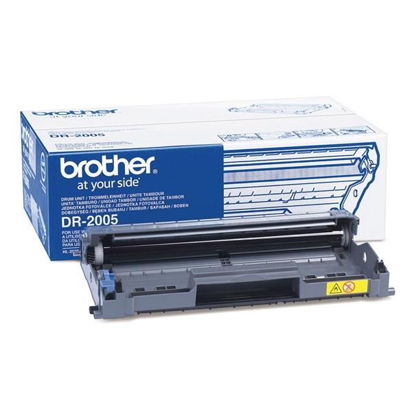 Brother DR-2005 Drum - dobegység 12K fekete (Black), eredeti