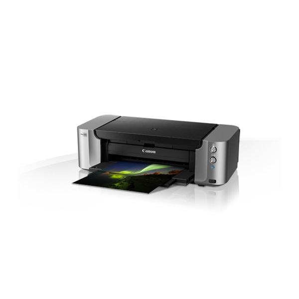 CANON Tintasugaras nyomtató PIXMA PRO-100S, USB/Háló/WiFi, színes, 4800x2400 dpi, A3+, CD/DVD nyomtatás