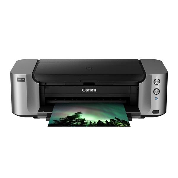 CANON Tintasugaras nyomtató PIXMA PRO-10S, USB/Háló/WiFi, színes, 4800x2400 dpi, A3+