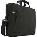 "CASE LOGIC Huxton 15"" laptop attaché, HUXA-115K, Fekete"
