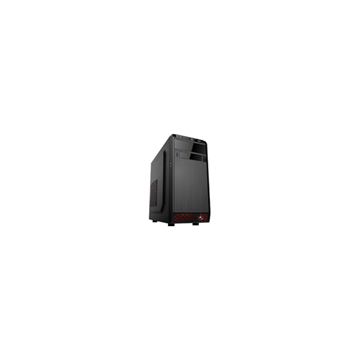 CHS PC Barracuda, Core i3-4170 3.7GHz, 8GB, 500GB HDD, DVD-RW, Egér+bill