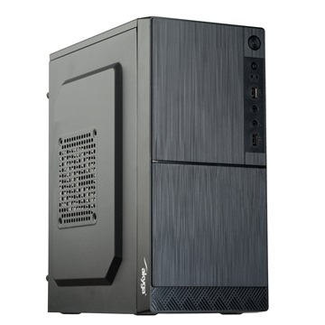 CHS PC Barracuda, Core i3-9100 3.6GHz, 8GB, 240GB SSD, Egér+Bill.