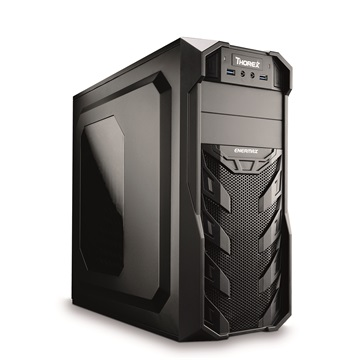 CHS PC Barracuda, Core i5-8400 2.8GHz, 8GB, 240GB SSD, DVD-RW, Egér+Bill