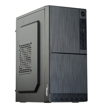 CHS PC Barracuda, Core i5-9400F 2.9GHz, 8GB, 240GB SSD, Egér+Bill, nVidia GT