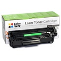 COLORWAY Standard Toner CW-HQ2612/FX10M, 2000 oldal, Fekete - HP Q2612A (12A); Can. 703/FX9/FX10