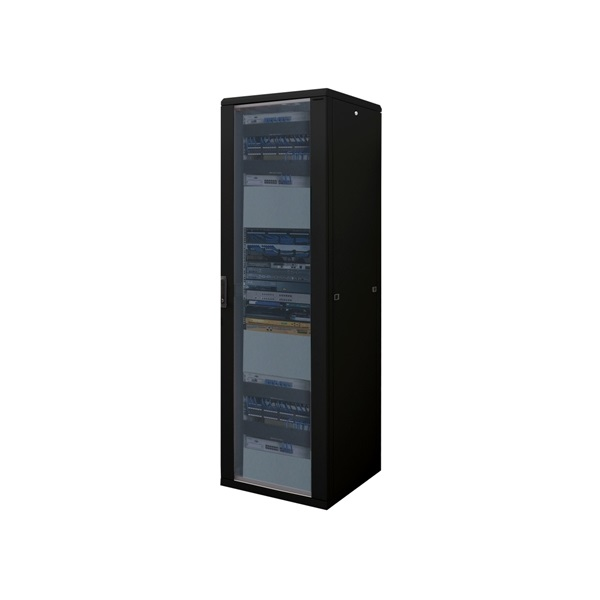 Canovate Álló rack szekrény 26U 600X800