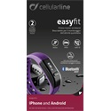 Cellularline BLUETOOTH FITNESS TRACKER Lila