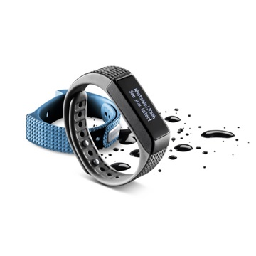 Cellularline BLUETOOTH FITNESS TRACKER TOUCH Kék