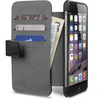 Cellularline Tok, BOOK AGENDA Iphone 5S fekete