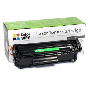 COLORWAY Toner CW-H540BKEU, 2200 oldal, fekete - HP CB540A (125A); Can. 716Bk