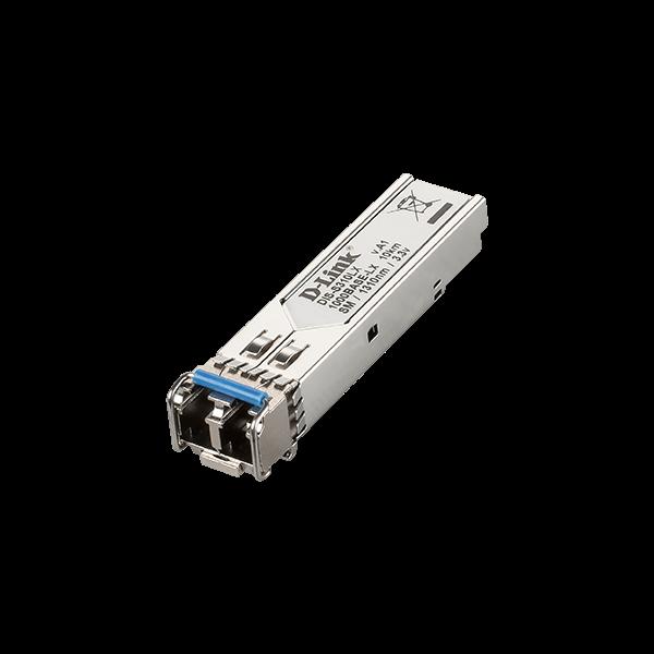 D-Link Ipari SFP modul 1-port Mini-GBIC SFP to 1000BaseLX Transceiver