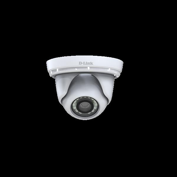 D-Link Kamera - DCS-4802E - Vigilance 2 MP Full HD 1440x1080 Vízálló Wired POE Fix Kültéri Mini Dome