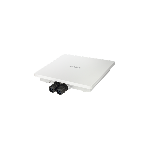 D-Link Access Point - DAP-3662 - Wireless AC1200 Dual-Band Gigabit LAN MIMO 8 SSID POE, Kültéri, Vízálló