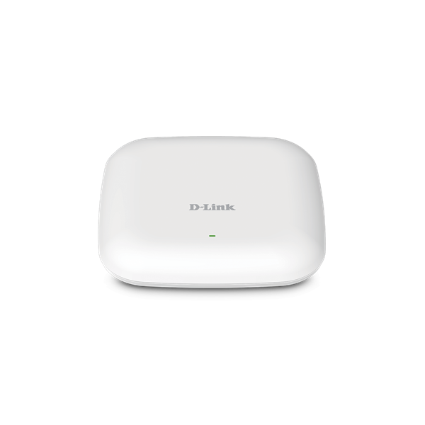 D-Link Access Point - DAP-2610 - Wireless AC1300 Wave 2 Dual-Band Gigabit LAN POE