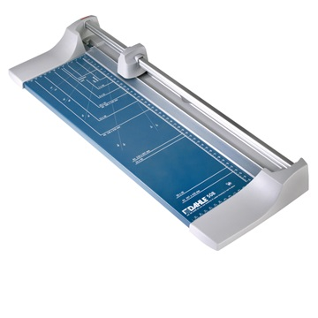 DAHLE Papírvágó 508, körkéses, A3, 6 lap (70gr) - (Practical trimmer for cutting up to A3 size)