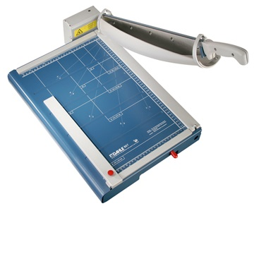 DAHLE Papírvágó 867, karos, A3, 35 lap (70gr) - (Professional guillotine with optional additional features)