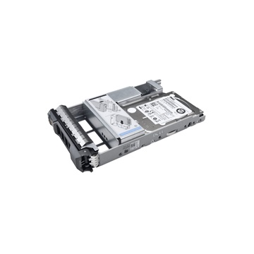 "DELL EMC szerver HDD - 1.2TB, 10000 RPM, 2.5"" SAS 12G, 512n, 3.5"" Hot-plug Drive [ 14G Tower ]."