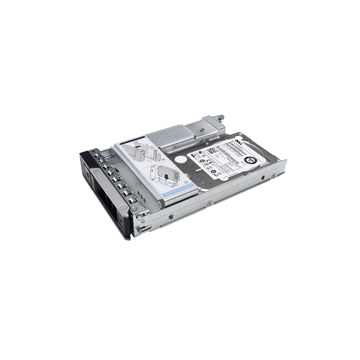 "DELL EMC szerver HDD - 600GB, 10000 RPM, 2.5"" SAS 12G, 512n, 3.5"" Hot-plug Drive [ 14G Rack ]."