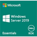 DELL EMC szerver OS - MS Windows Server 2019 Essentials Edition, 64bit ROK - English (WEOS).