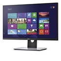 "DELL LCD Monitor 25"" UP2516D 2560x1440, 1000:1, 300cd, 6ms, Display Port, mini Display Port,HDMI fekete"