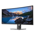 "DELL LCD Monitor 34"" U3419W 3440x1440, 1000:1, 300cd, 8ms, HDMI, Display Port, USB, fekete"