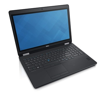 "DELL Latitude E5570 15.6"" FHD, Intel Core i7-6600U (2.60GHz), 8GB, 500GB HDD AMD R7 M370 2GB, Win 7 Pro Win 10 Lic"