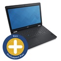 "DELL Latitude E5570 15.6"" HD, Intel Core i3-6100U (2.30GHz), 4GB, 500GB HD, Windows 7 Pro Win 10 License PRO SUP PLUS"