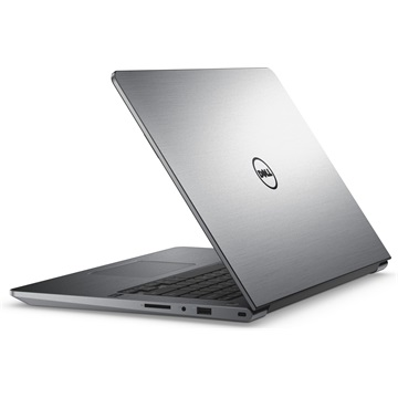 "DELL NB Vostro 5459 14.0"" HD, Intel Core i5-6200U (2.80GHz), 4GB, 500GB, Nvidia 930M, Win 10 Pro, szürke"
