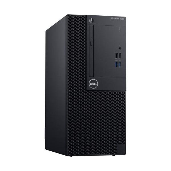 DELL PC Optiplex 3070 MT, Intel Core i3-9100 (3.60GHz), 8GB, 1TB HDD, Win 10 Pro
