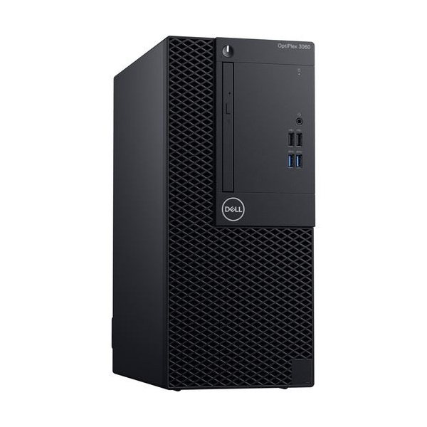 DELL PC Optiplex 3070 MT, Intel Core i5-9500 (3.0GHz), 8GB, 256GB SSD, Win 10 Pro