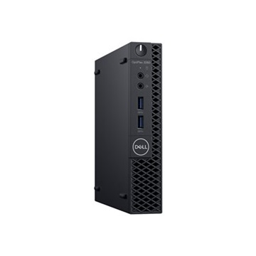 DELL PC Optiplex 3070 Micro, Intel Core i5-9500T (3.70GHz), 8GB, 256GB SSD,  WLAN, Win 10 Pro