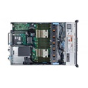 DELL rack szerver PowerEdge R730 XD, 1x 10C E5-2630v4 2.2GHz, 32GB, 4TB NSAS + 600GB SAS 10k, NoOS.